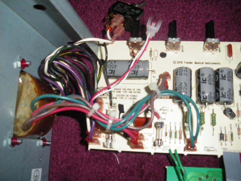 Construction de 3 Bassman Blonde 2(63' 6G6b)et 1(62' 6bj3). - Page 6 Imgp0041