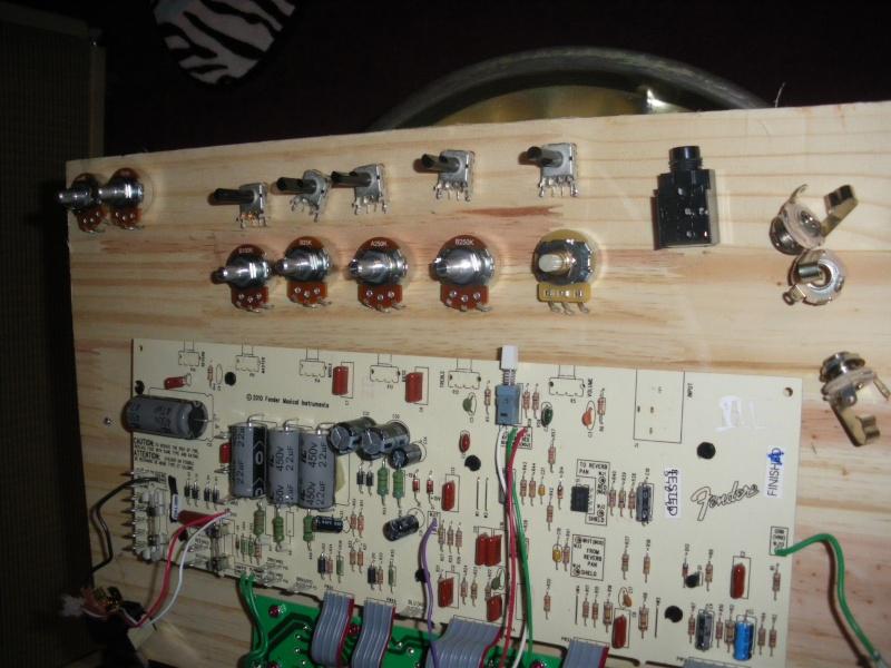 Construction de 3 Bassman Blonde 2(63' 6G6b)et 1(62' 6bj3). - Page 7 Imgp0043