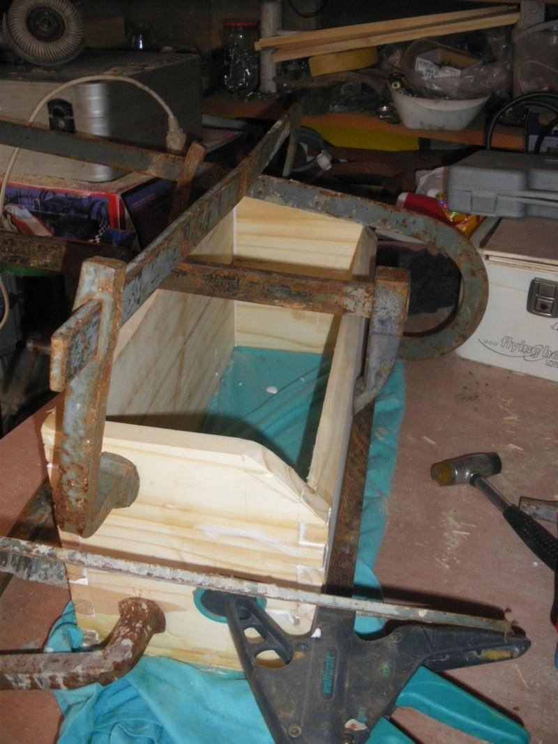 Construction de 3 Bassman Blonde 2(63' 6G6b)et 1(62' 6bj3). Imgp0344