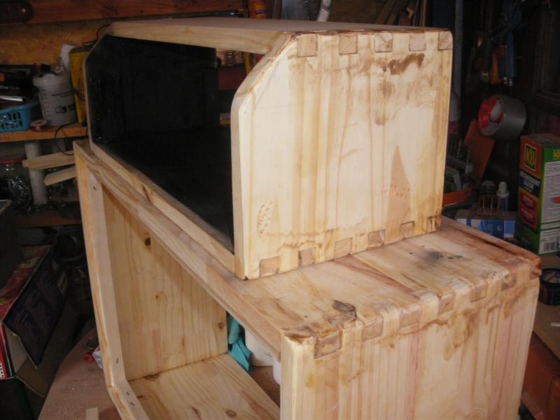 Construction de 3 Bassman Blonde 2(63' 6G6b)et 1(62' 6bj3). Imgp0345