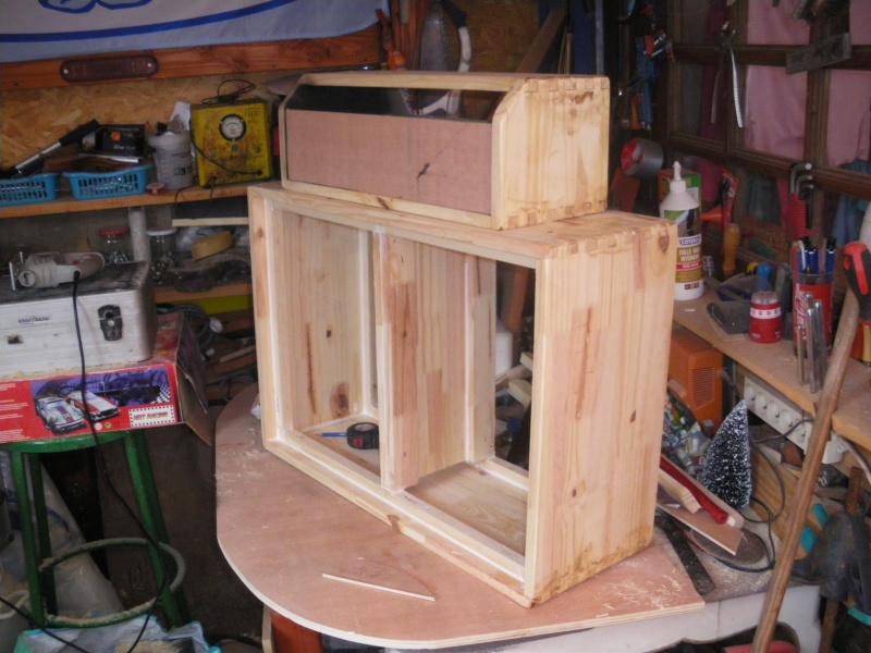 Construction de 3 Bassman Blonde 2(63' 6G6b)et 1(62' 6bj3). Imgp0347