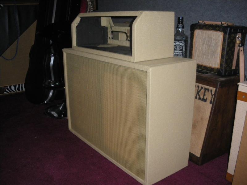Construction de 3 Bassman Blonde 2(63' 6G6b)et 1(62' 6bj3). Imgp0352