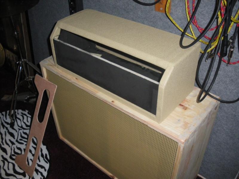 Construction de 3 Bassman Blonde 2(63' 6G6b)et 1(62' 6bj3). Imgp0355