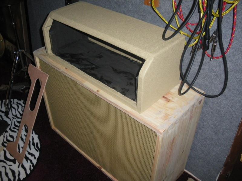 Construction de 3 Bassman Blonde 2(63' 6G6b)et 1(62' 6bj3). Imgp0356