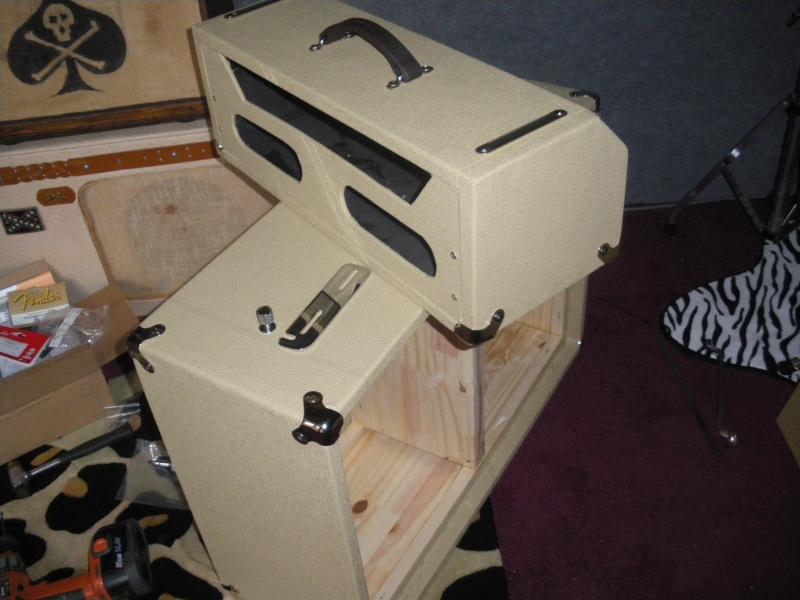 Construction de 3 Bassman Blonde 2(63' 6G6b)et 1(62' 6bj3). - Page 3 Imgp0365
