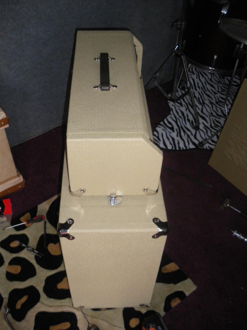 Construction de 3 Bassman Blonde 2(63' 6G6b)et 1(62' 6bj3). - Page 3 Imgp0414