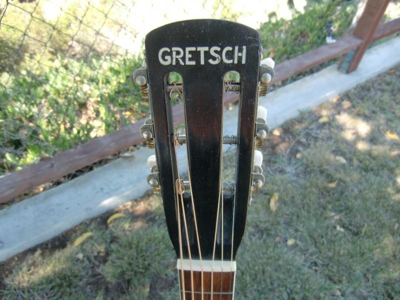 Gretsch SHOBRO & RESONATOR history. Jbjuio10