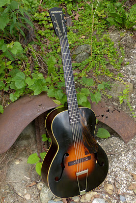Archtop Cromwell 1935 ( Gretsch and Brenner inc). Kg21-110