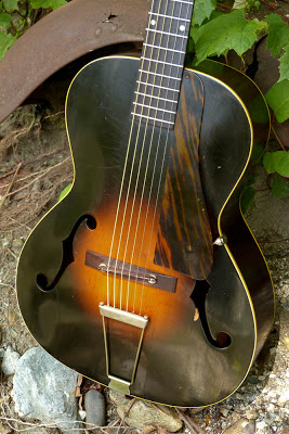 Archtop Cromwell 1935 ( Gretsch and Brenner inc). Kg21-610