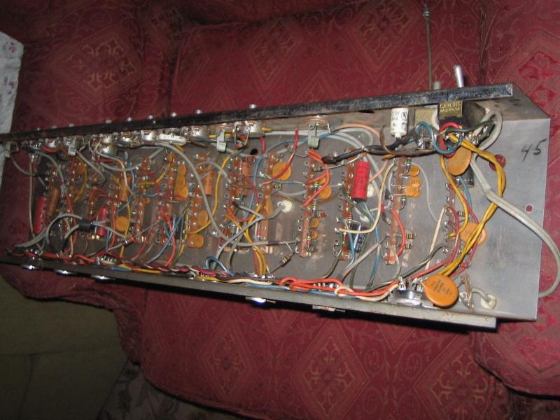 1963 Gretsch 6166 Fury Amplifier Kgrhqf12