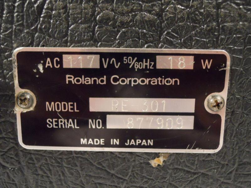 Space Echo Roland RE serie ........ Kgrhqj10