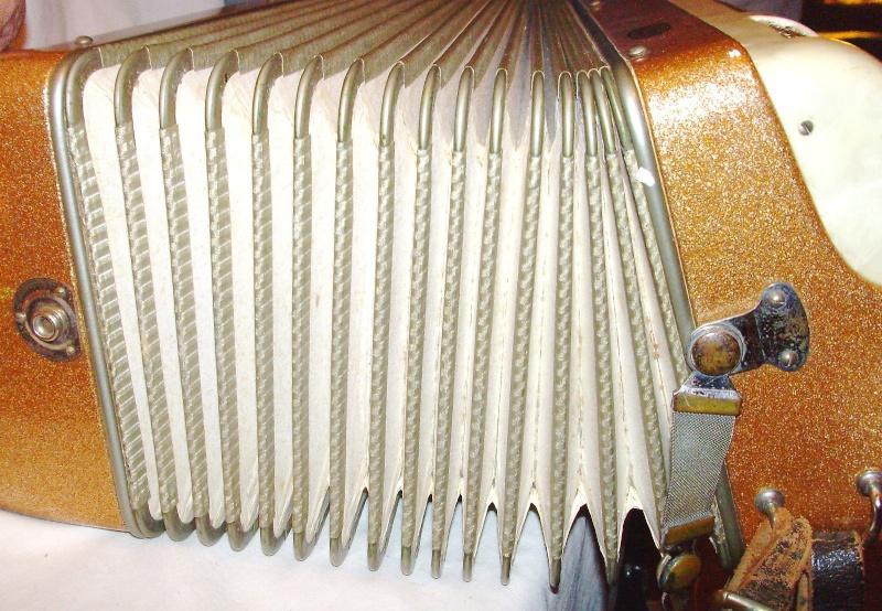 "Vintage Gretsch accordéon ""la tosca"" Kgrhqj14"