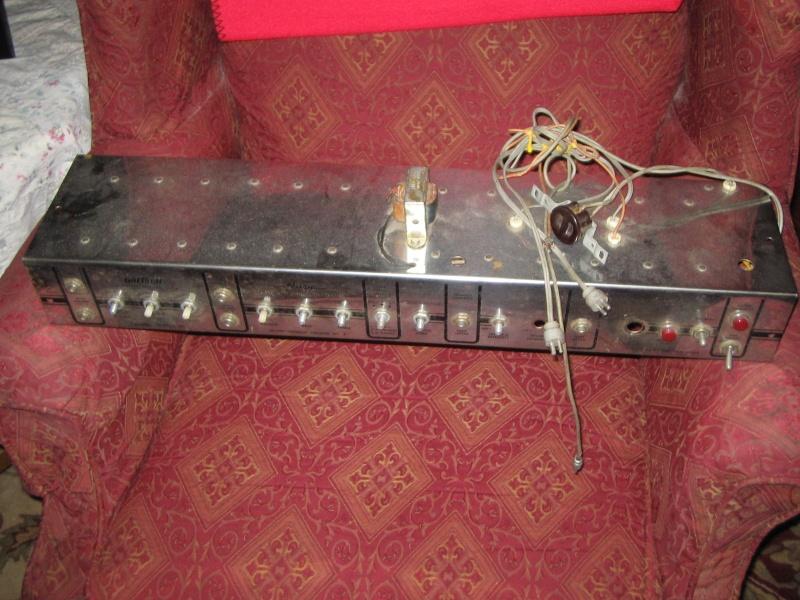 1963 Gretsch 6166 Fury Amplifier Kgrhqn13