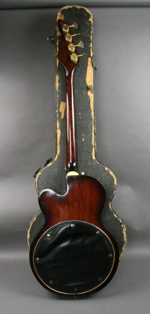 """1960′s  Gretsch """"MONKEES"""" bass Guitar   6070 N2hv1210"""