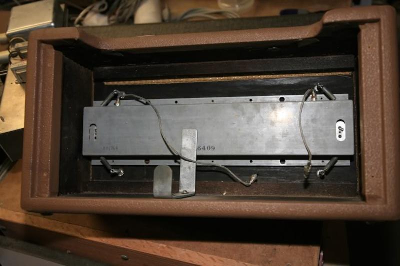 Fender Reverb Unit 6G15 Opdeg10