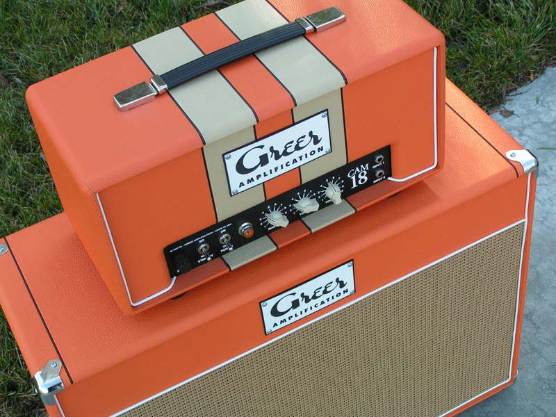 Very cool amp guitar............ Orange10