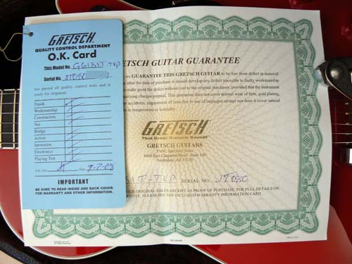 Gretsch G6120DC  Limited Edition Guitar. - Page 2 P1220312