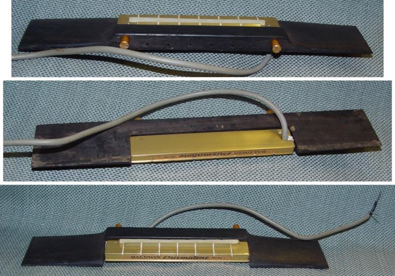 Baldwin gretsch Prismatone Guitar Pickup P66_1110