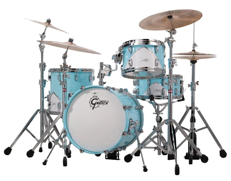 LOGO Gretsch Drum....... Rn57j410