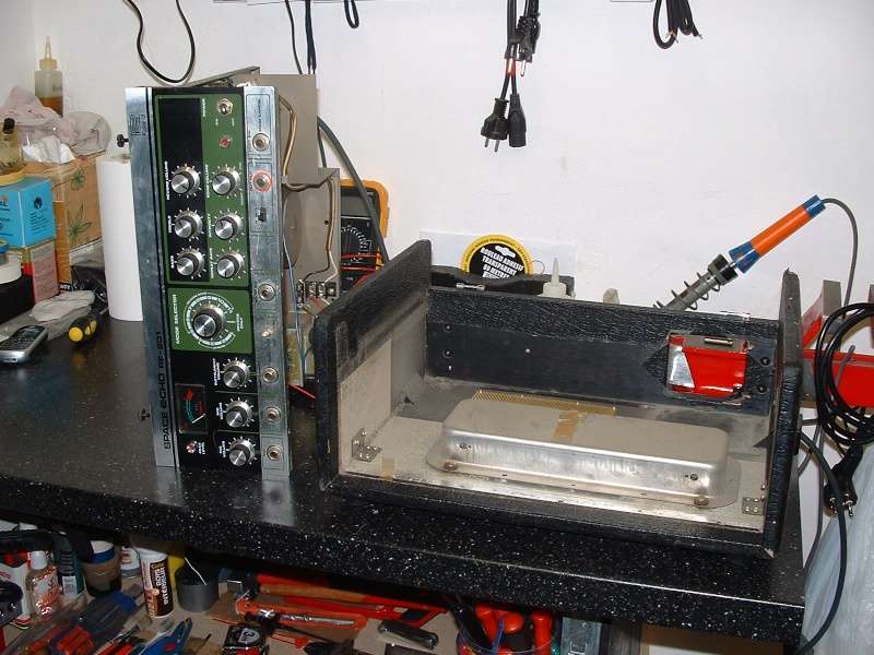 Space Echo Roland RE serie ........ Roland10