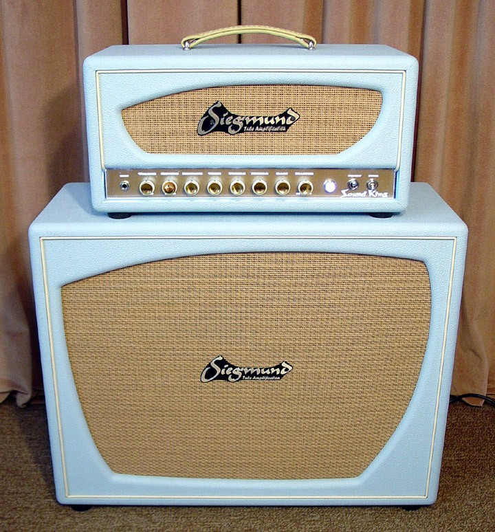 Very cool amp guitar............ Skjetf10