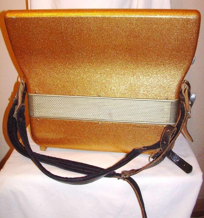 """Vintage Gretsch accordéon """"la tosca"""" T2ec1634"""
