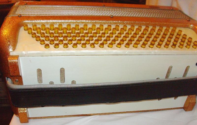 """Vintage Gretsch accordéon """"la tosca"""" T2ec1635"""