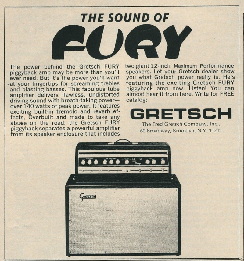Gretsch 6169 Piggyback Fury  T2ec1638