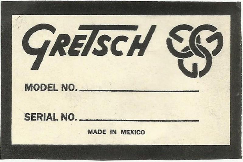 GRETSCH 8670 ???? Tagmex10