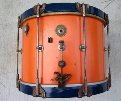datant de Vintage Pearl Drumscouple Hook up App