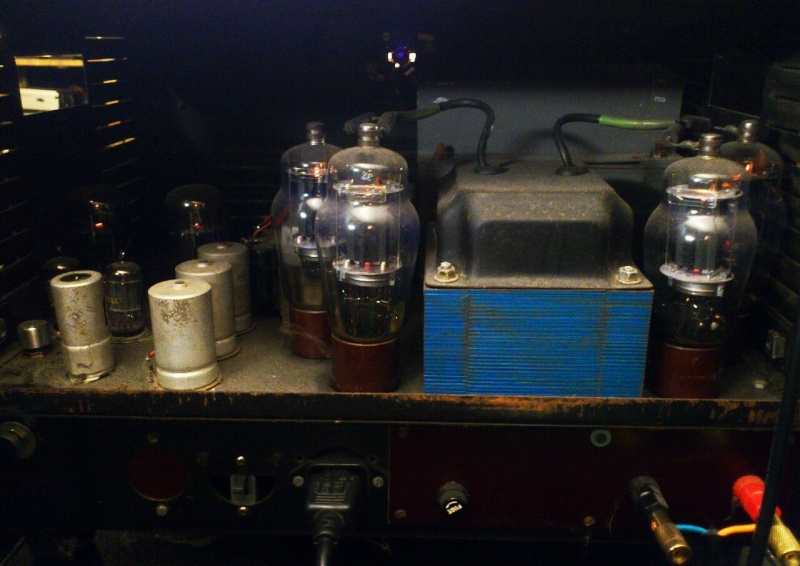 1 KW PHILLIPS EL6471 TUBE AMPLIFIER FROM 1955 Tumblr13