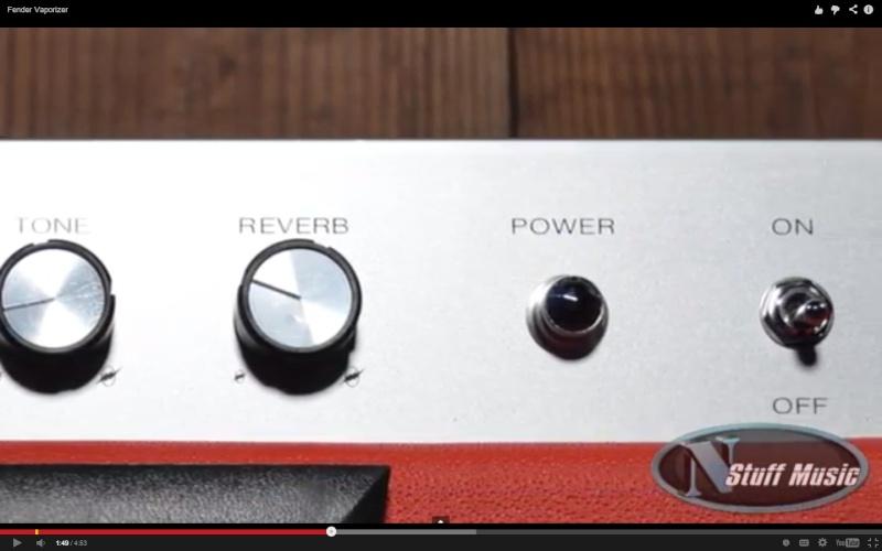 nouvel ampli fender vaporizer Vapo10