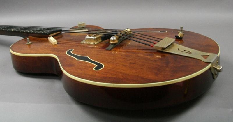 """1960′s  Gretsch """"MONKEES"""" bass Guitar   6070 Vx1j0r10"""
