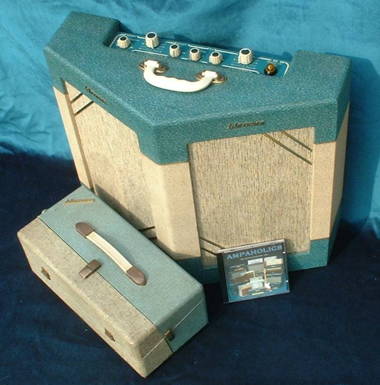 Very cool amp guitar............ Wat_do10