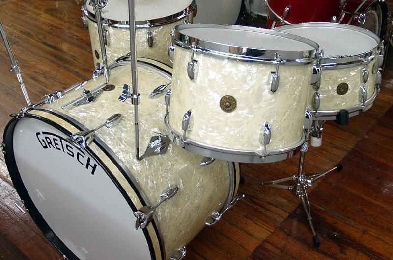 LOGO Gretsch Drum....... Zs610