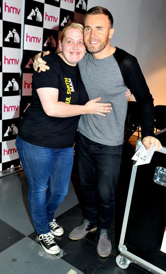 Gary au HMV de Manchester 28/11/2013 14514010