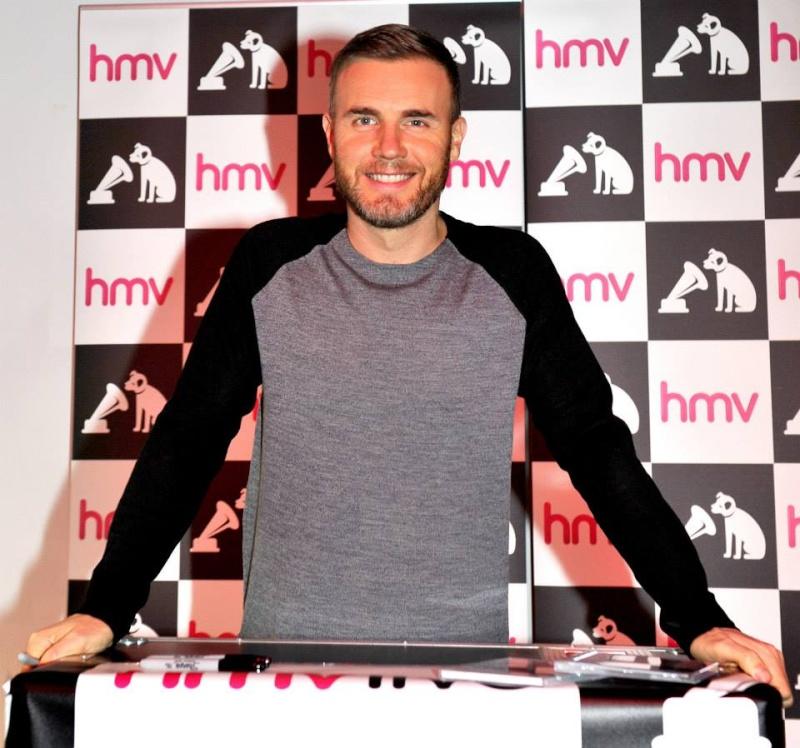 Gary au HMV de Manchester 28/11/2013 14585310