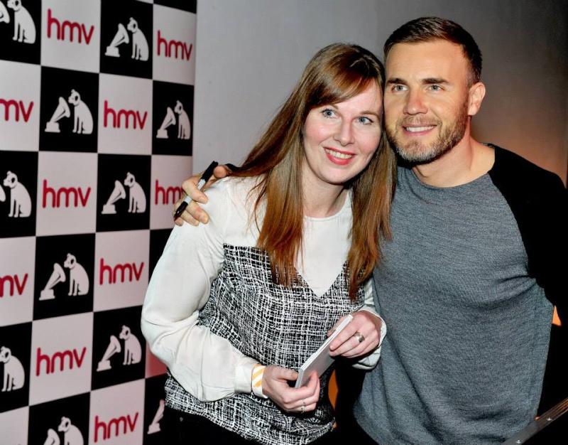 Gary au HMV de Manchester 28/11/2013 14631510