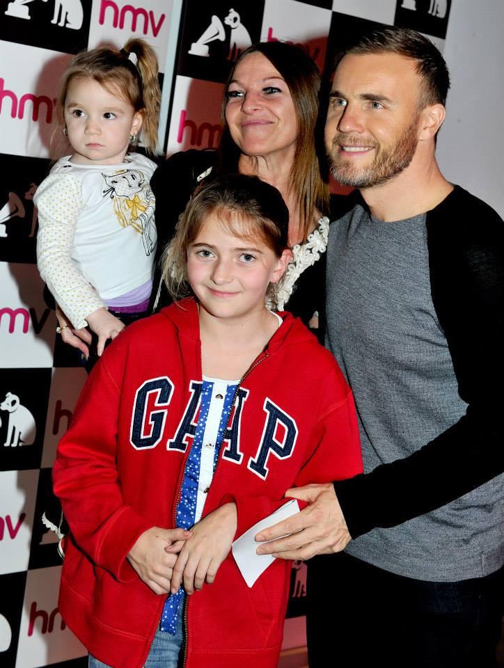 Gary au HMV de Manchester 28/11/2013 14646910