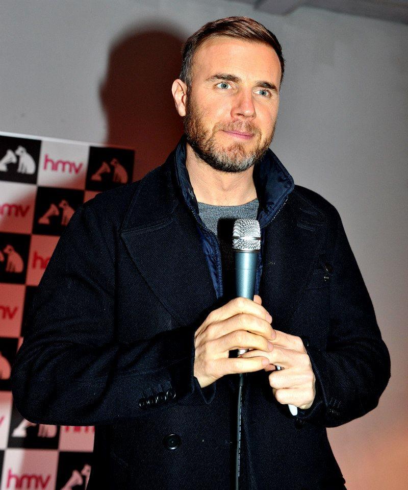 Gary au HMV de Manchester 28/11/2013 14806510