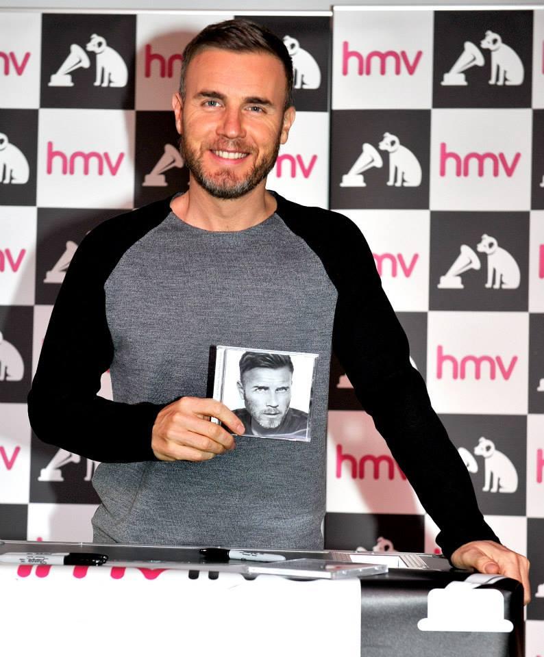 Gary au HMV de Manchester 28/11/2013 14833210