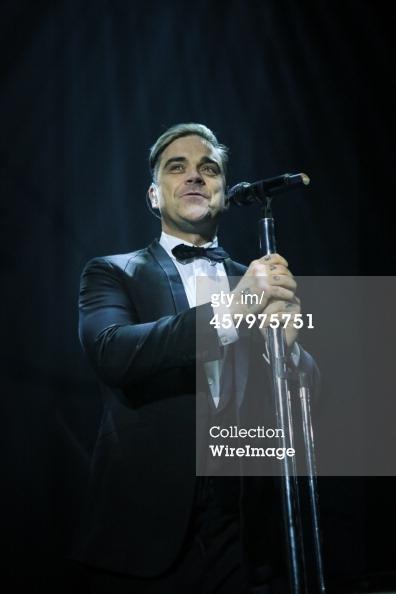 Robbie et Lily Allen concert de charité 19/12/2013 45797510