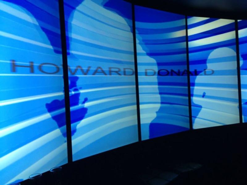 Howard au Vénus club à Manchester 11/10/13 55131610