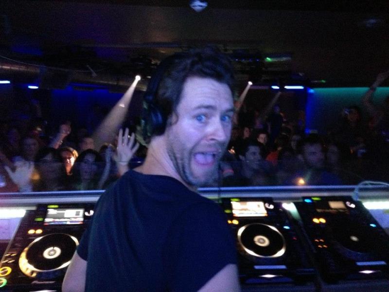 Howard au Vénus club à Manchester 11/10/13 55798510