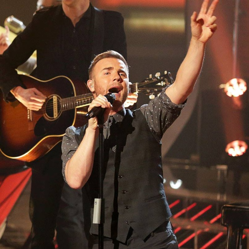 Gary : The X Factor UK 2013 58154710