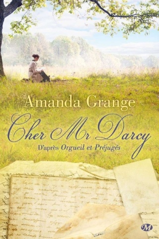 Dear Mr Darcy, A retelling of Pride and Prejudice d'Amanda Grange 81lax614