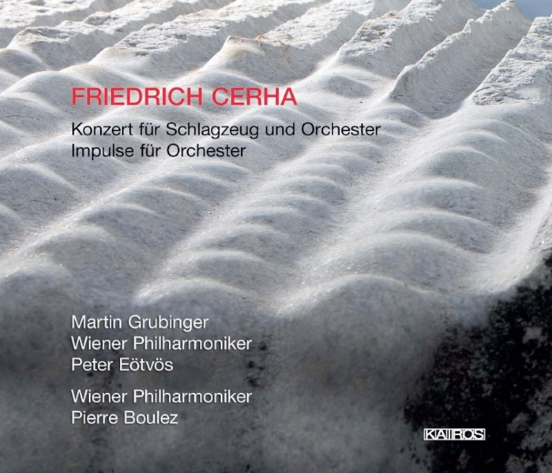 Friedrich Cerha (1926) - Bruchstück, geträumt, etc... Cerha-10