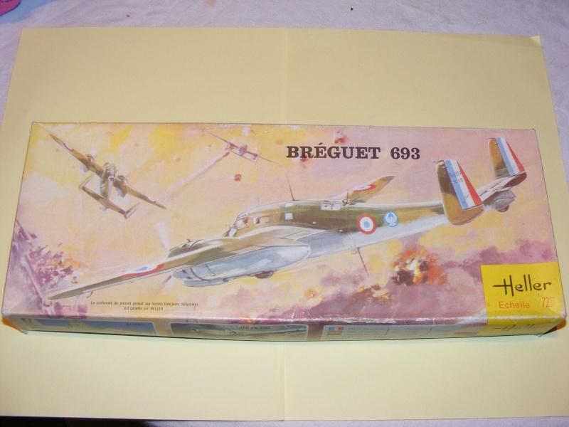 BREGUET Br 693 1/72ème Ref  Dscf7177