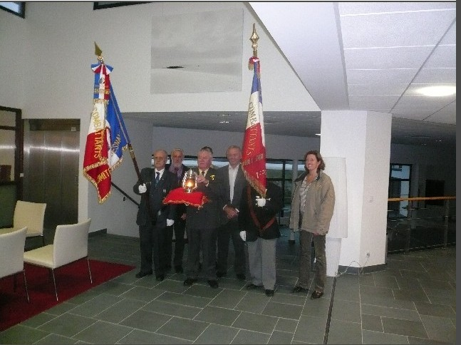 [Histoire et histoires] 90 ème anniversaire de la flamme de l'arc de triomphe 112