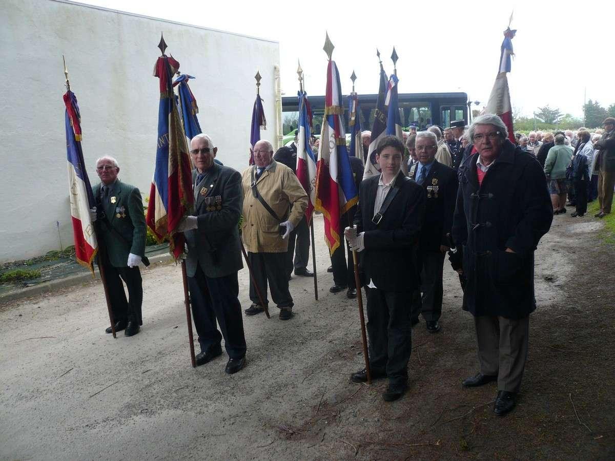 [HISTOIRES ET HISTOIRE] Commémoration du 8 mai 1945 à Fouesnant 120